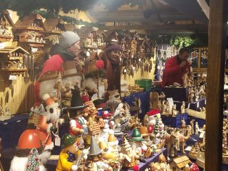 Chicago Christmas Market Shines with German Culture (audio)