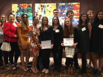 56424ee7ad Media Milwaukee student journalists won eight first-place gold awards at  the 2018 Milwaukee Press Club award dinner