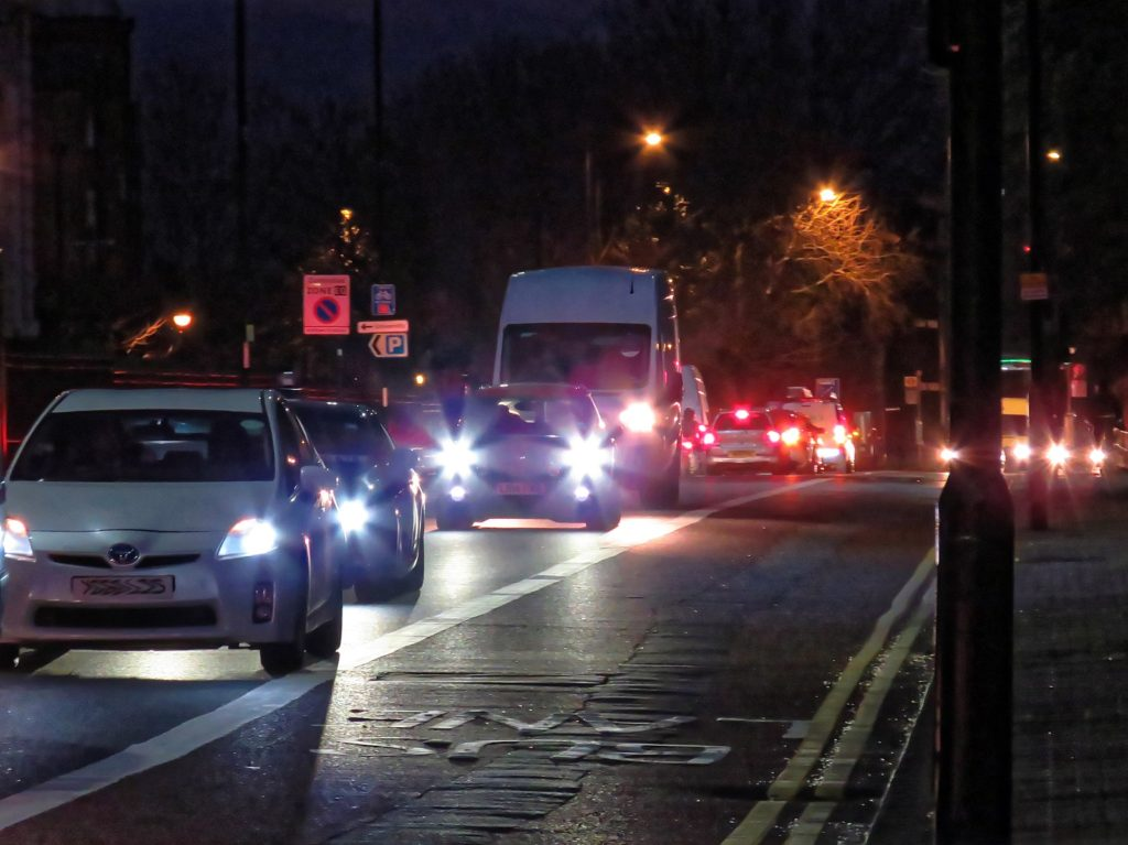 Headlight Pollution: Turn Off the Lights So We Can See [OPINION]